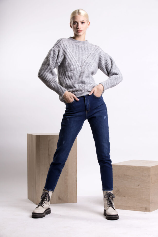 MOM FIT ROOM JEAN