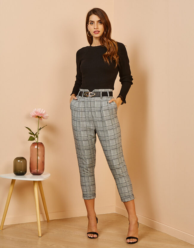 CARE PANTS WITH PIECES
