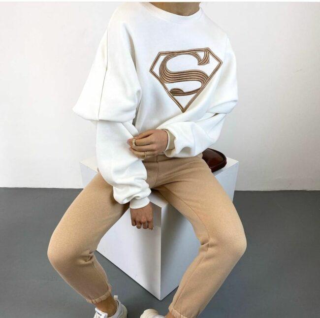 ΣΕΤ ΦΟΡΜΑ ΦΟΥΤΕΡ (SUPERMAN)