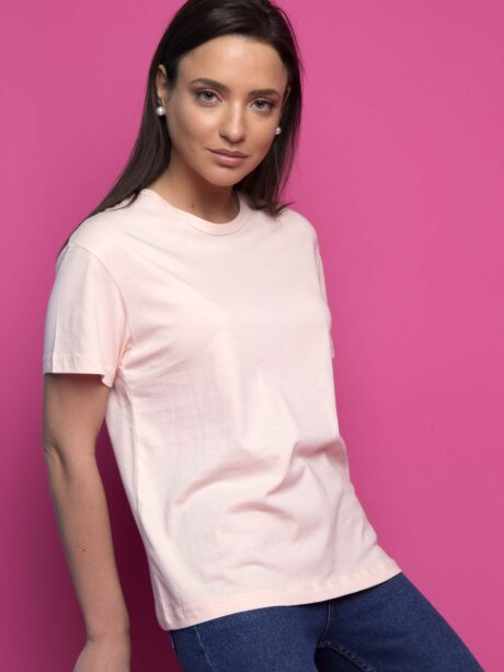 T-SHIRT BASIC (NUDE)