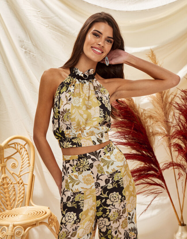 FLORAL TIGHT WITH OPEN PLATE