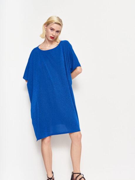 ΜΠΛΟΥΖΟΦΟΡΕΜΑ LUREX(BLUE)